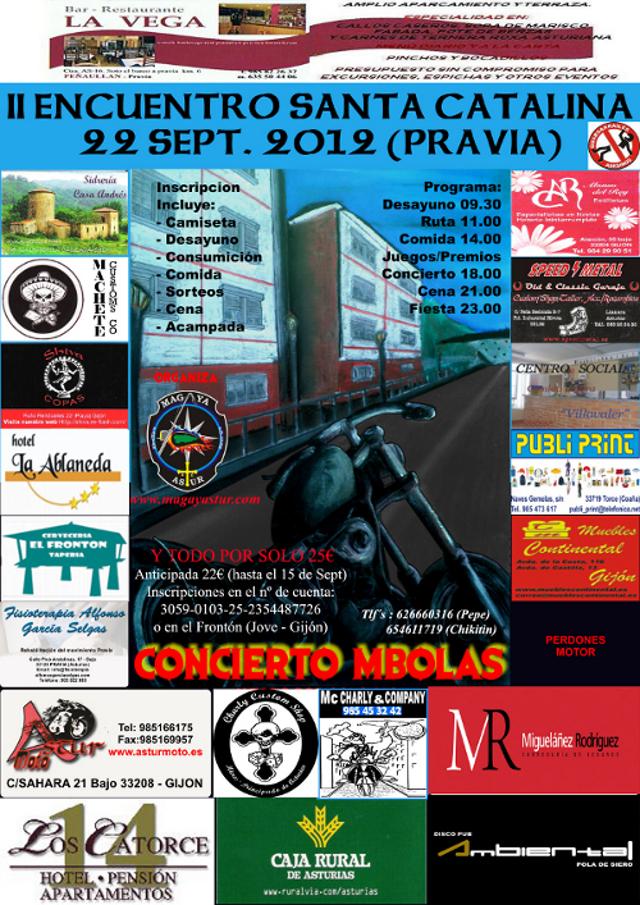 II Motoencuentro Santa Catalina 22 Sept 2012 2santacatalina_web